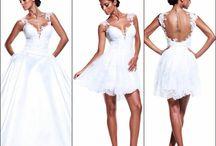 Transform the Bride Dress
