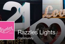 Razzles / Lights