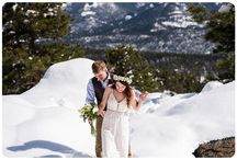 Rocky Mountain National Park Elopements