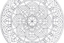 geometria /mandale