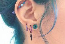 piercing oor