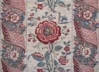 antique textiles!