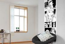 Chambre Manga
