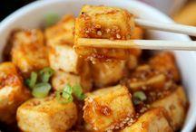 Receitas tofu