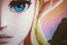 Zelda/Link