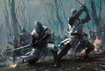 Fantasy combat