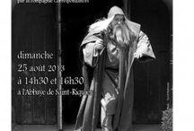 Ponthieu (de) Angilbert (740-814) 7° abbé de St-Riquier, poéte et diplomate / Angilbert de Ponthieu, abbé de St-Riquier, né vers 740 à Aix la Chapelle, décédé le 18 février 814. Franc.