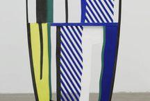 Art / Contemporary art. Vibrant. Karen Ann.