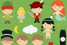 Art & Doodles - Disney - Peter Pan