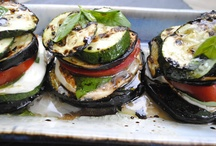 Vegetable Recipes / by Rachel Heckmann Ellis