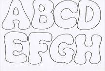 betűcskék