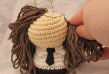 crochet techniques et points  / by Petitrésors Anne