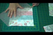 Quilting Patterns and Tutorials / by Lisa