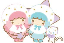 Hello Kitty's best friends! (SECOND ACCOUNT) / by Yu Kitty
