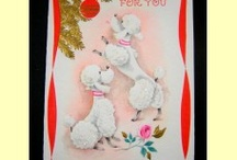 Timeless Greetings / Telling someone that you're thinking of them, that you appreciate who they are or what they've done ... warm sentiments never get old.  Here you'll find a wide variety of vintage greeting cards - Hallmark, Gibson and more - to help send timeless greetings to those you love on New Years, Valentine's, birthdays, Christmas ..... / by Flashback Alley