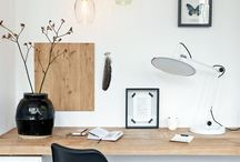 workspace / by Emilie