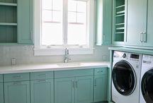 Laundry Room / by Natalie Murdock