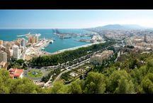 Viajar España Malaga