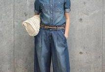fashion : pants style