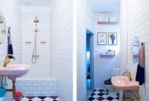 Nya huset badrum