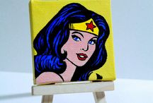 Wonder Woman / by Raigon Copeland
