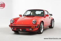Porsche 911 Carrera / For many people, the Porsche 911 Carrera 3.2 is the absolute embodiment of 1980s excess, particularly in the ubiquitous Guards Red. Introduced in 1984, the new model was not a hugely different beast from the 911 SC that preceded it however. The Carrera 3.2 was a highly popular model in period, and by the time it was phased out and replaced by the 964 in 1989, it had gained a reputation for being reliable and affordable to own and run, relatively speaking of course.