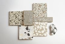 Terrazzo, marble, pavements and floors