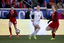 USA vs England - 2018 SheBelieves Cup, March 7 - ESNW