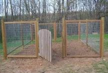 Diy dog kennel