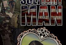 Solitary Man / Solitary Man - a romantic suspense novel.