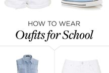 How to wear ~ clothes