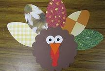 Holidays--Thanksgiving
