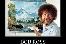 Bob Ross❤❤❤