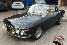 Lancia Fulvia Coupé Rally / My Car
