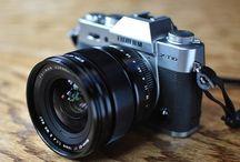 Fujifilm and Nikon