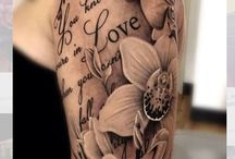 Lovely tatts / Watercolor tattoos