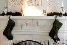 CHRISTMAS / Deck the halls with boughs of holly falalalala  lalalala... / by Penny Seear