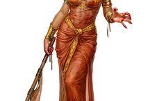 Characters, Mythology, Fantasy