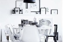 Trender 2013 / Trends and new arrivals this year. Colour, patterns, furniture.....