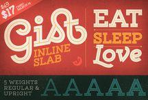 Typography / Examples of splendid typography