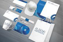 Corporate Design | Comelite IT Solutions / Stationary design and branding by Comelite IT Solutions. Graphic design for print ideas.