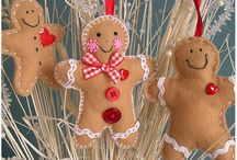 Gingerbread Fun! / by Vicky Engdahl