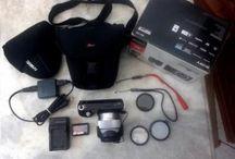 Sony NEX-F3 , Brasil , Rio / VENDO camera Sony NEX-F3 com pouquissimo uso, estado de zero com diversos acessorios .O motivo da venda e que quase não usei e nem terei a oportunidade de usa-la .  VALOR Camera + todos os acessorios : R$800,00 para retirada , ou frete por fora ( valor que paguei em tudo R$1.062,00)
