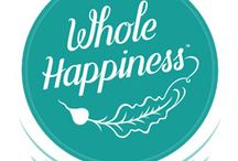 Whole Happiness™ / Whole Happiness™ is a powerful initiative driven by a conscious awareness that happiness is a multi faceted state of being. Created by Samantha Gowing who has observed a deeper desire by guests, clients and patients for something greater than spa and wellness. Above and beyond, it is our innate human desire to express an attitude of gratitude.