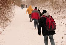 Guidance Center's Wilderness Respite Program on the Trail