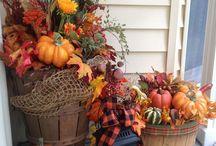 jesenná výzdoba