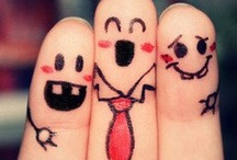 Finger People / by Jan Gold