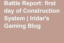 Iridar.net / New postings on my site.