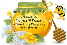 Świetlica Wiejska w Rajbrocie Akademie Przyjaciół Pszczół