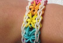 rainbow loom patterns for Abigail and Sam